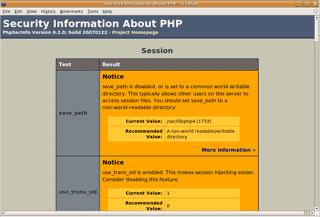 PhpSecInfo