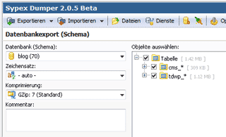 Sypex Dumper 2